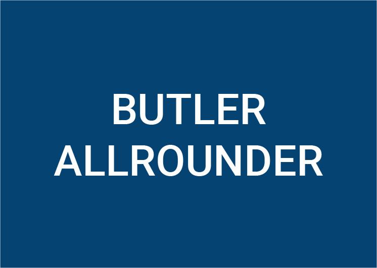 Butler and Allrounder (m/f/d) 100% - Urgent