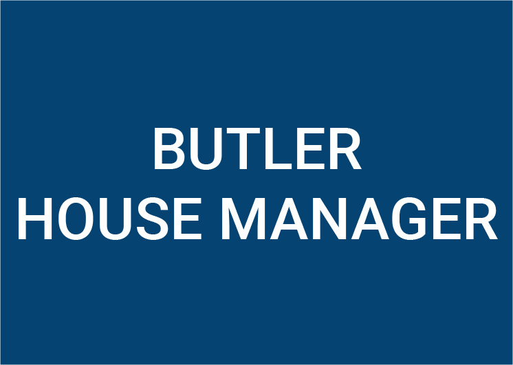 Travelling Butler and House Manager (m/f/d) 100%