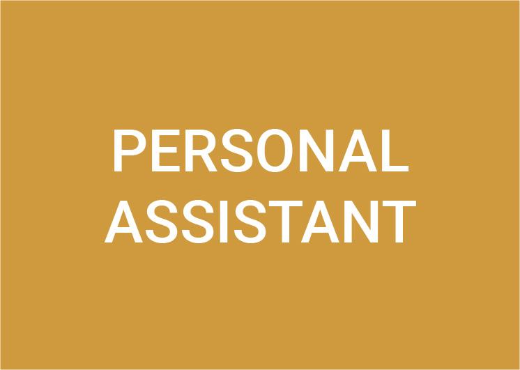 Personal Assistant (m/f/d) 100%