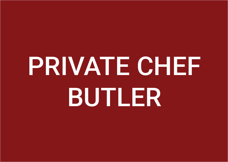 Private Chef and Butler (m/f/d) 100%