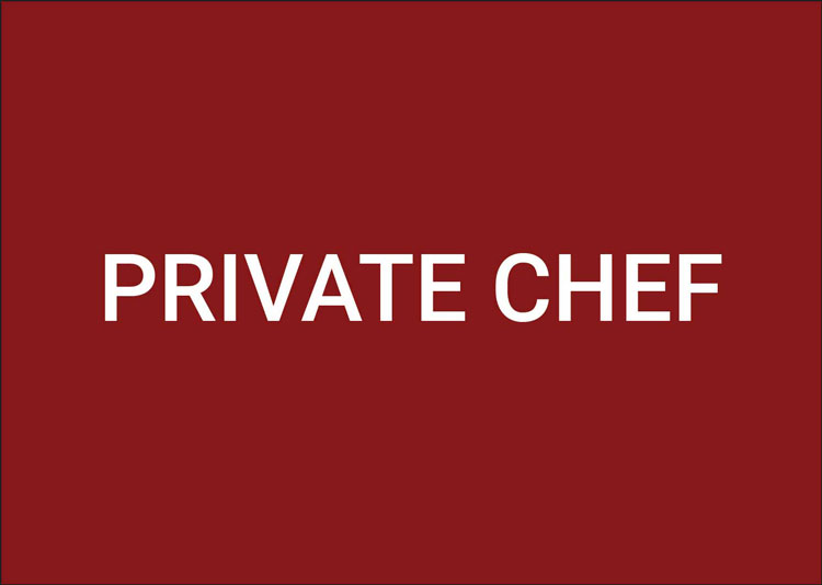 Private Chef (m/f/d) 100%