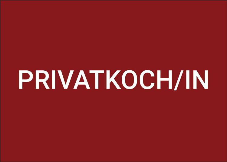 Privatköche Wanted - (M/F)